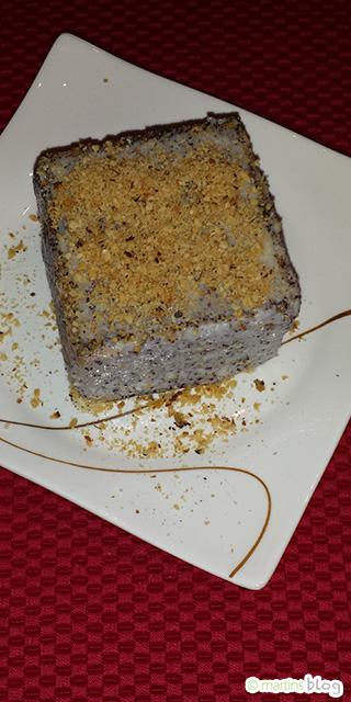 Haselnuss-Mohn-Pudding
