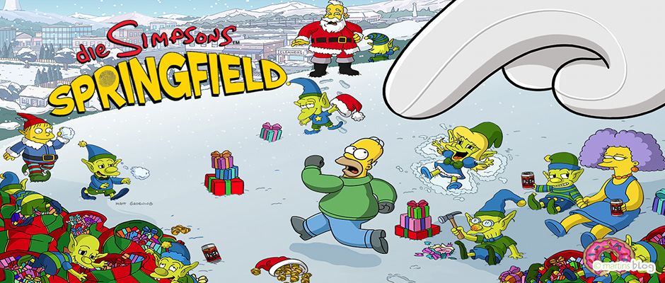Die Simpsons - Tapped Out