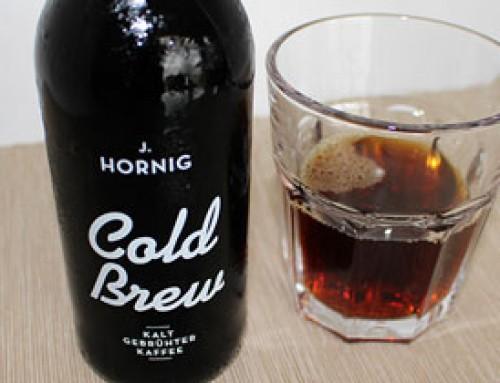 Cold Brew – kalter Kaffee als Sommertrend?