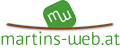 martins-web.at: Mein Hobby-Blog Logo
