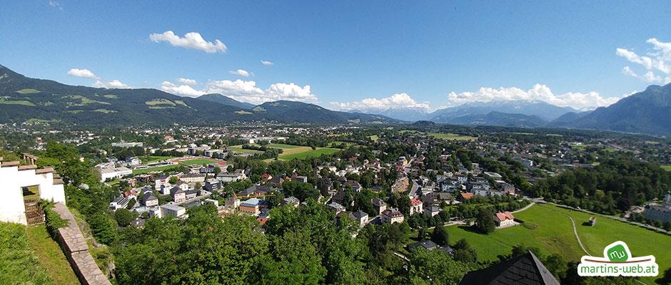 Salzburg im Grünen