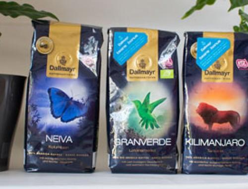 3 Kaffeeraritäten von Dallmayr