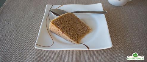 Haselnuss-Himbeer-Kuchen