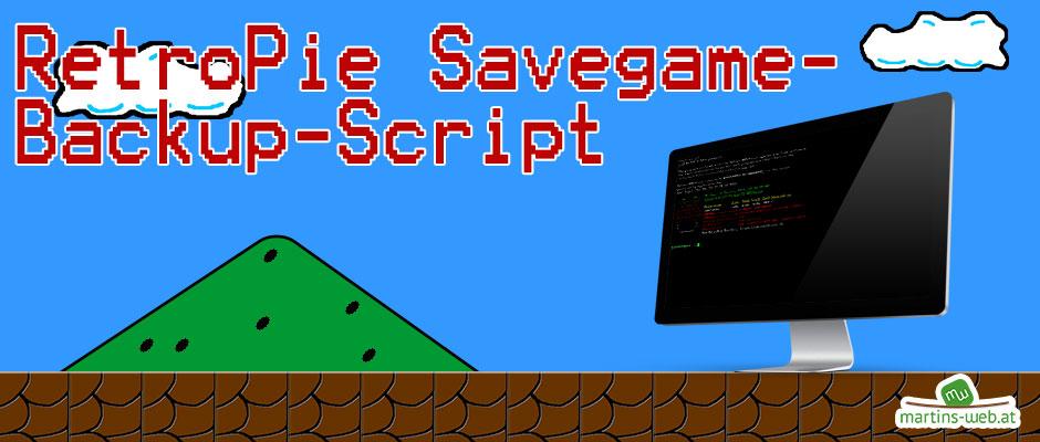 RetroPie Backup Script