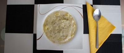 Kartoffel-Rahmsuppe