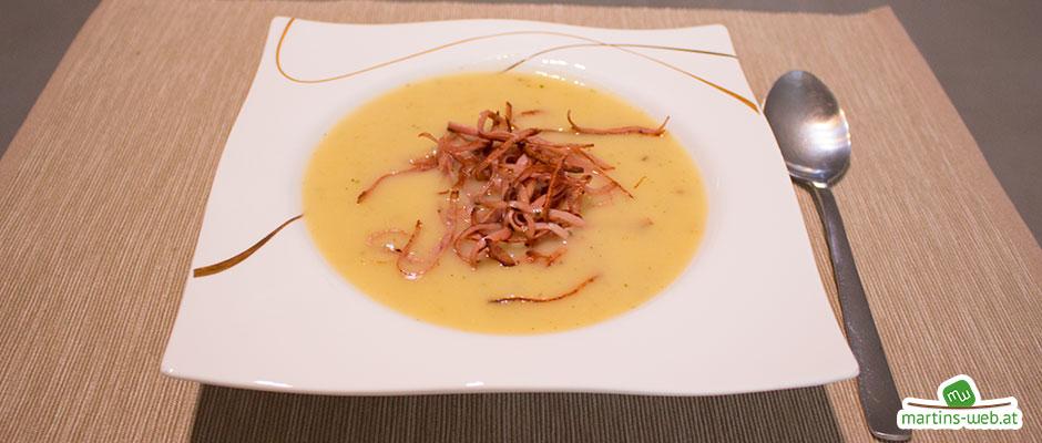 Kartoffel-Kren-Suppe