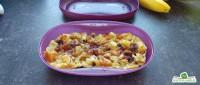Schoko-Bananen-Omlett
