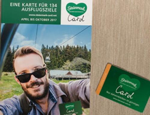 Rückblick: Steiermark-Card 2017