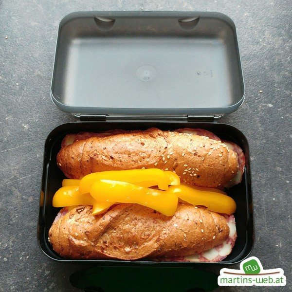 Tupperware Lunchboxkombi