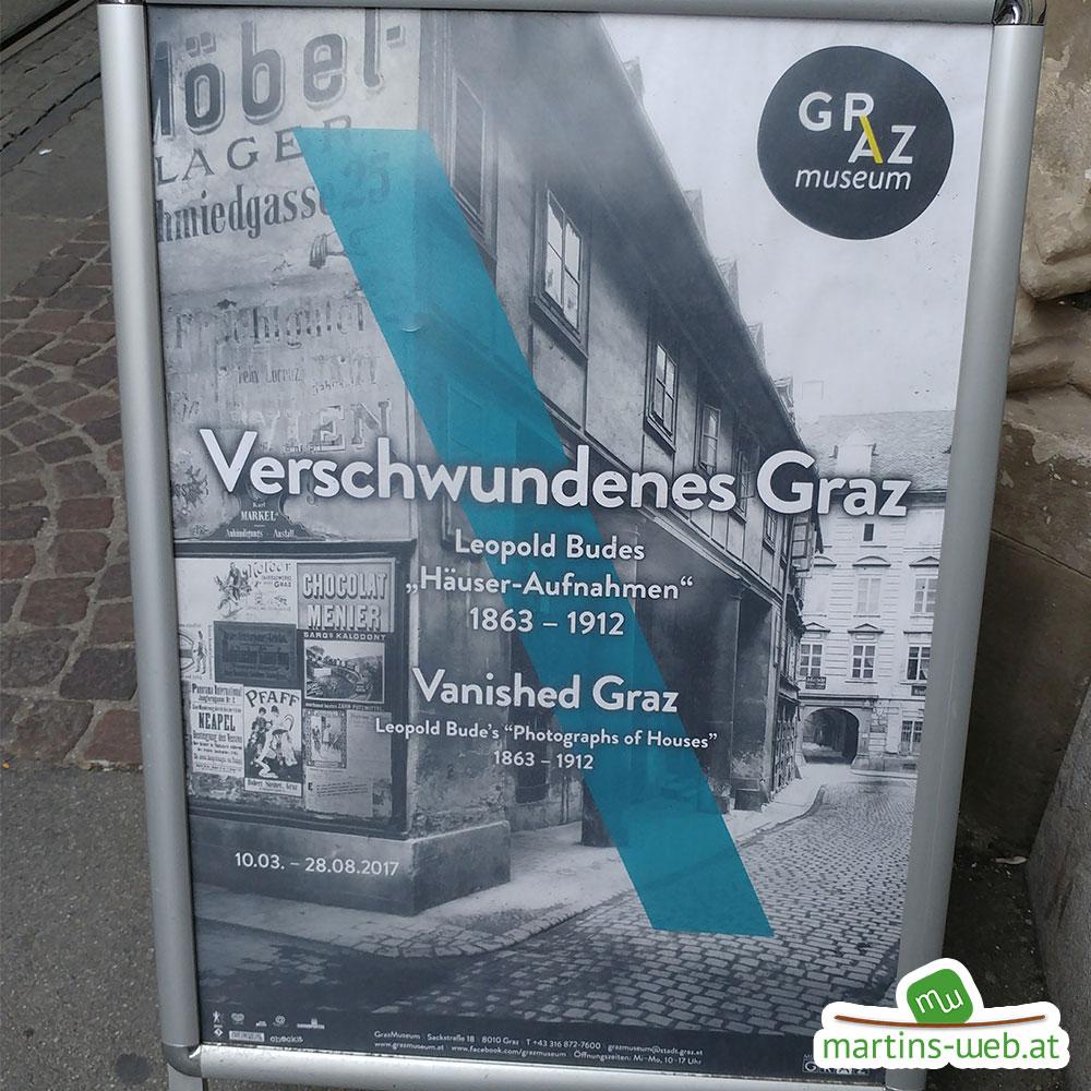 Verschwundenes Graz