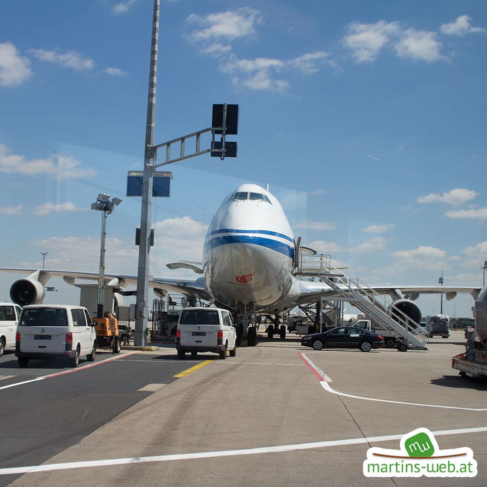 Flughafenrundfahrt XXL
