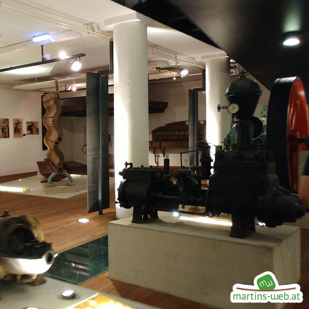 Gösser Braumuseum