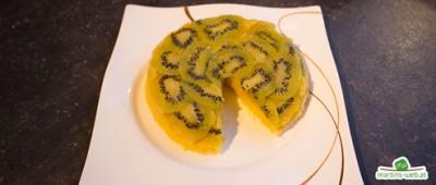 Fruchtiger Kiwi-Kuchen