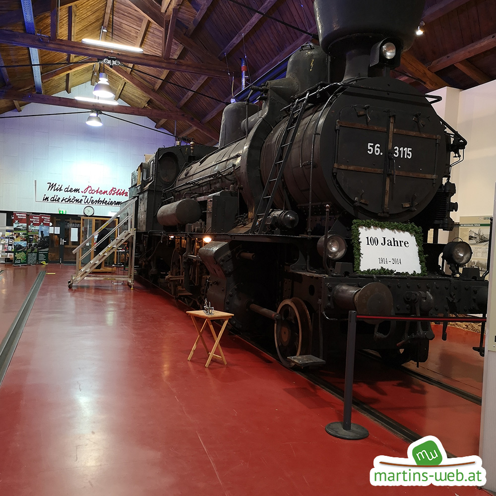 Technisches Eisenbahnmuseum Lieboch