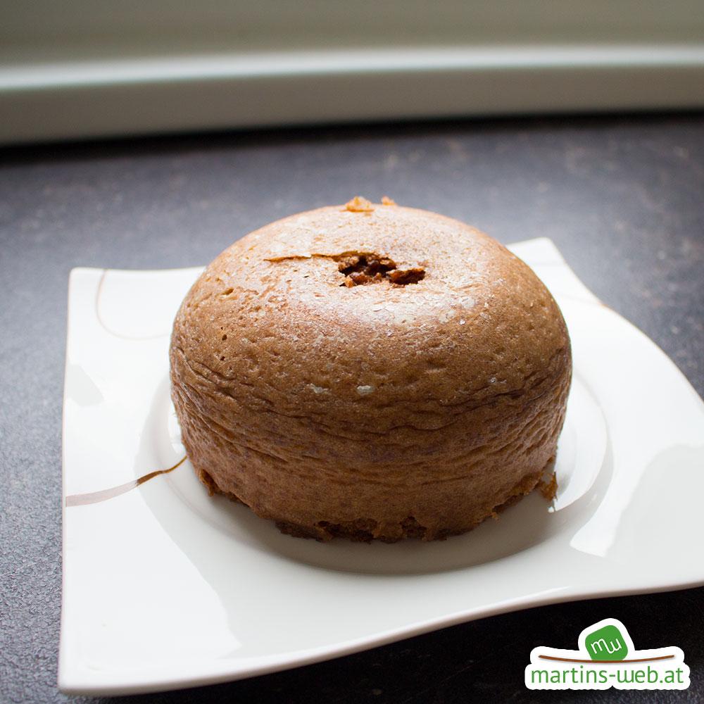 Ovomaltine-Kannenkuchen