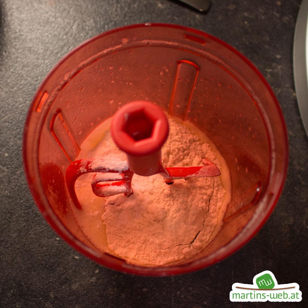 Omlettwunder-Marmorkuchen