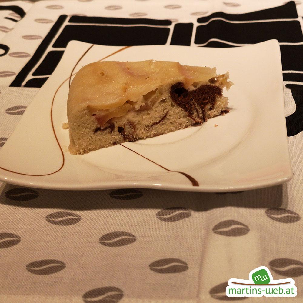 Vitalwunder Apfel-Marmorkuchen
