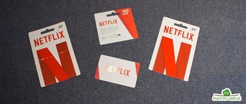 Netflix Gutschein