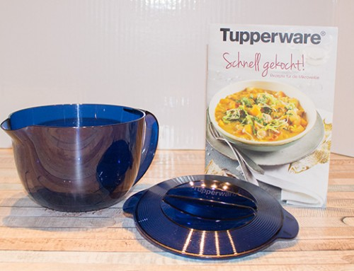 Tupperware MicroCook Kanne Rezepte