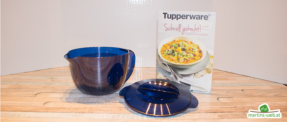 Tupperware Micro-Chef Kanne