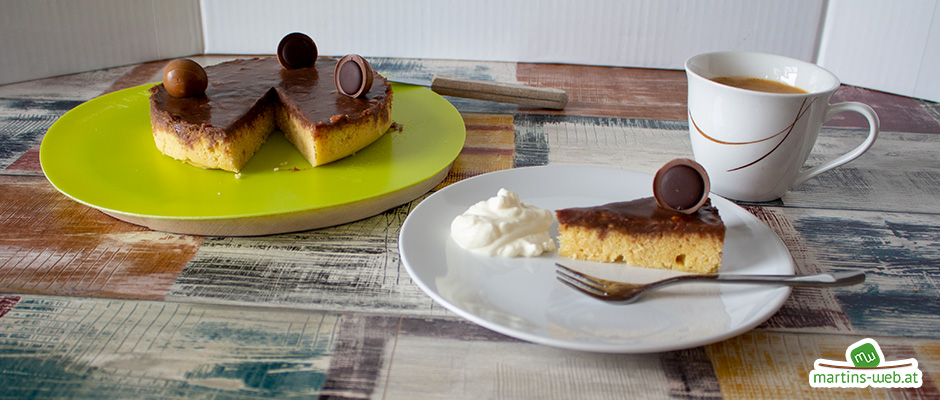 Toffifee-Kuchen