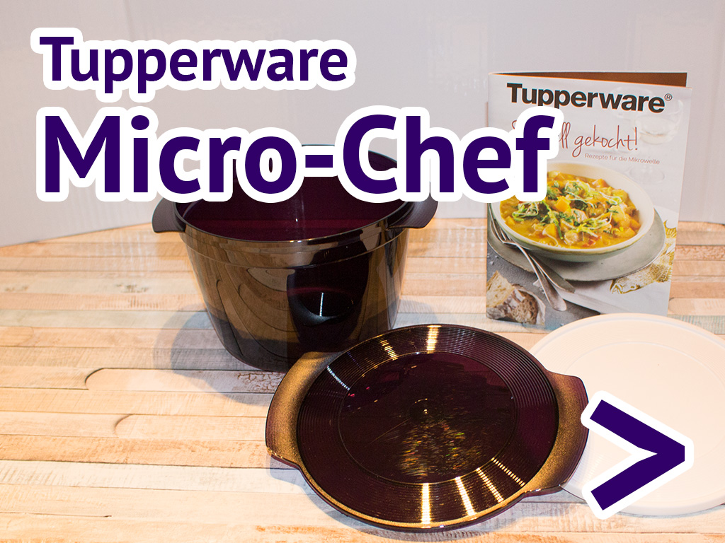 Tupperware Micro-Chef