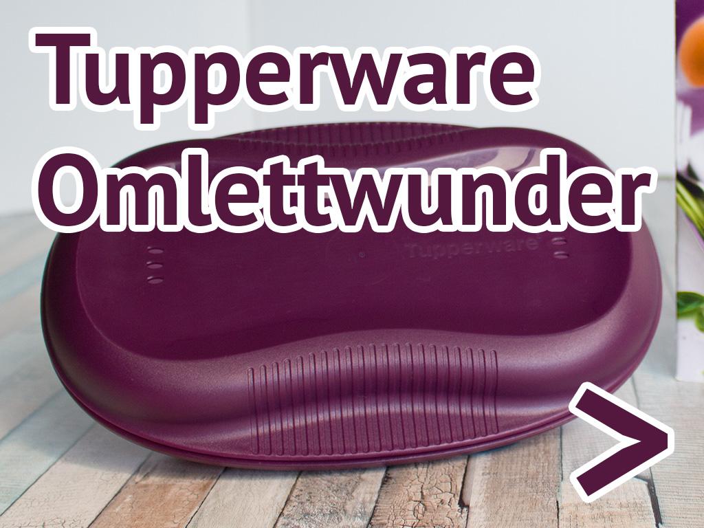 Tupperware Omlettwunder