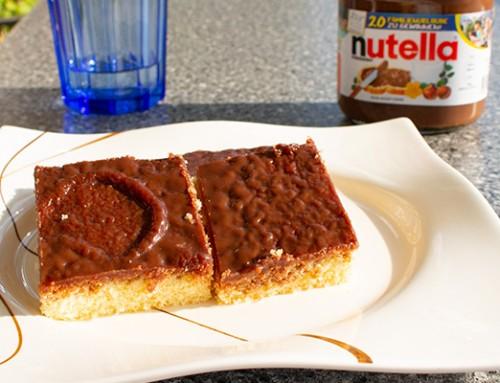 Der perfekte Nutella-Kuchen