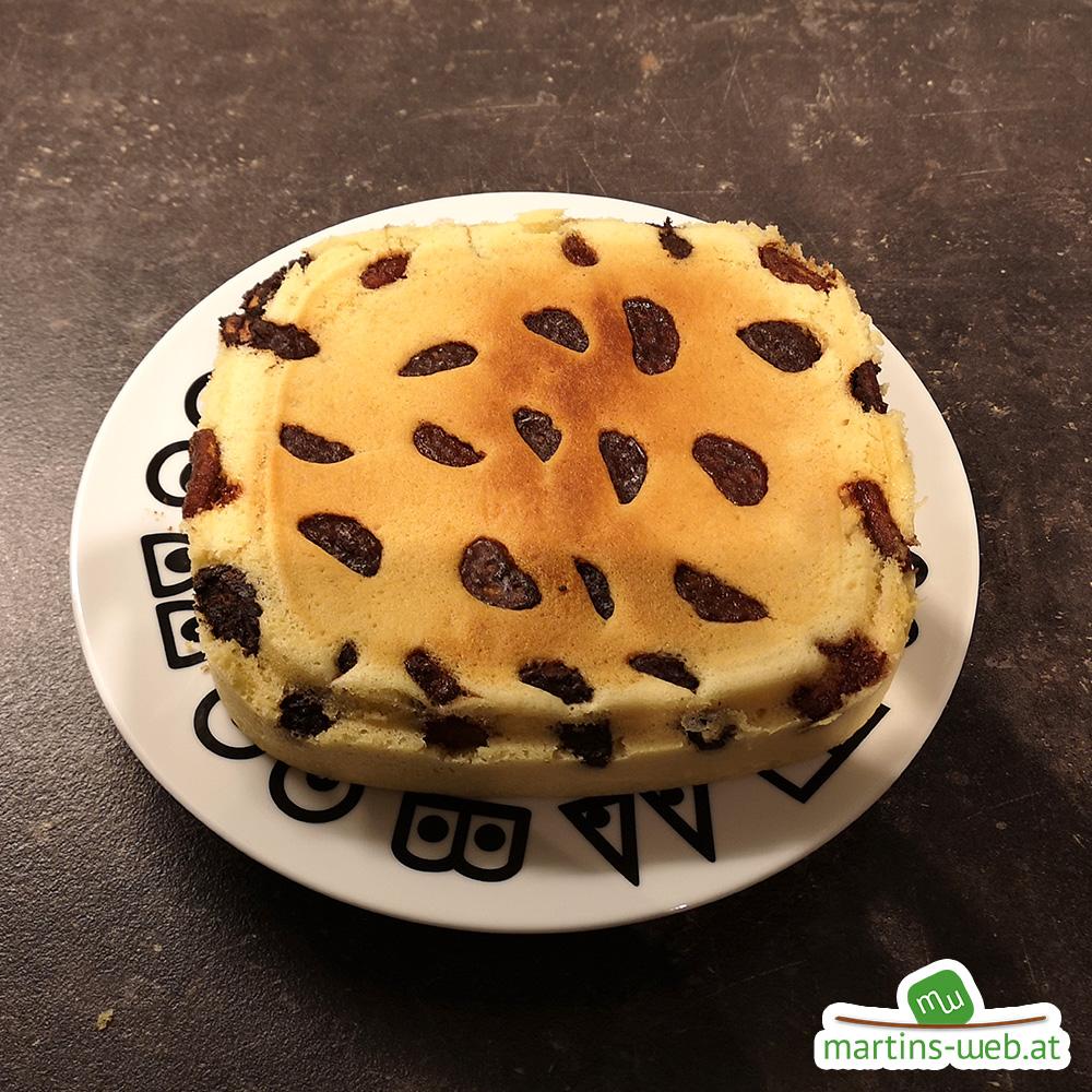 Klassiger Dragee-Keksi Kuchen