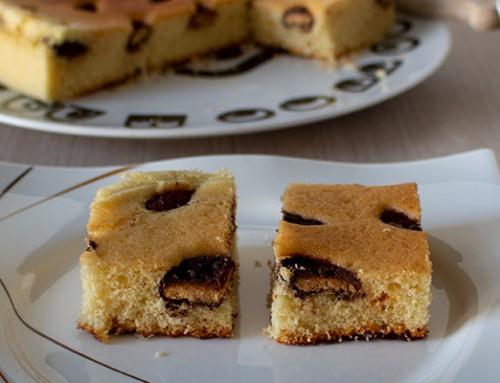 Klassischer Dragee-Keksi Kuchen