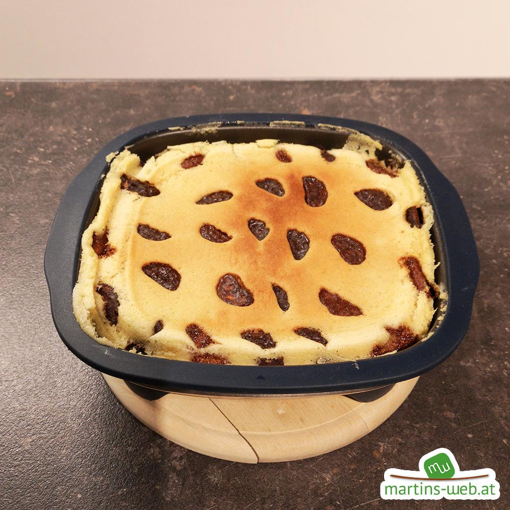 Dragee-Keksi Kuchen im MicroPro Grill