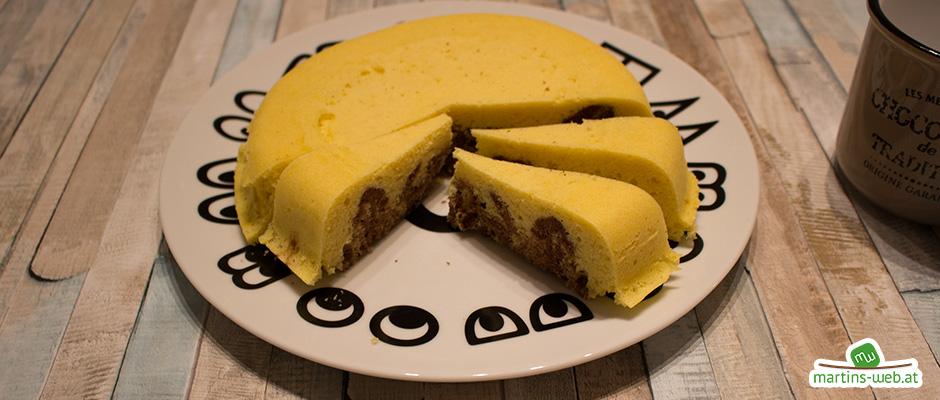 Fluffiger Marmorkuchen aus dem Vitalwunder