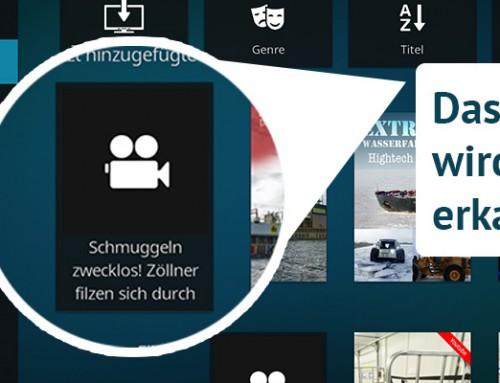 LibreELEC & Kodi: Infos und Bilder nicht angezeigt